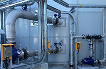 Stainless Steel Pipe work